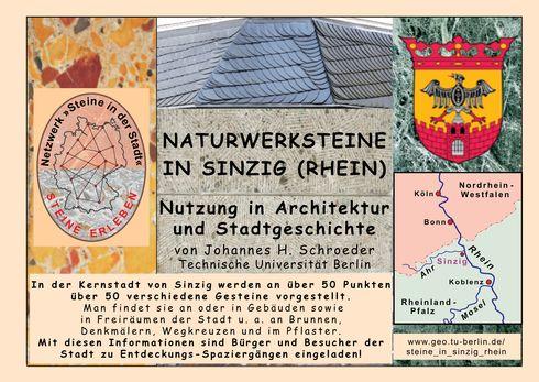 Naturwerksteine in Sinzig